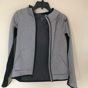 Nike Full ZIP jacket with hoodie